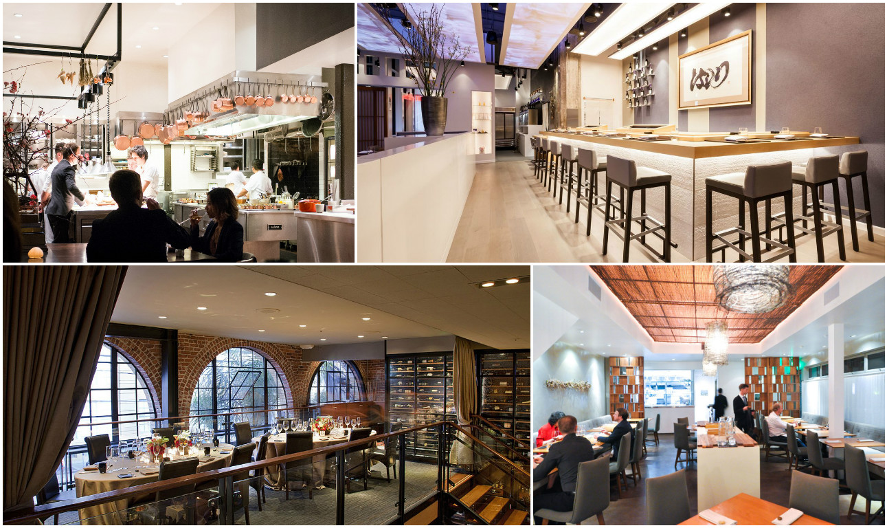 5 most expensive restaurants in San Francisco 2016