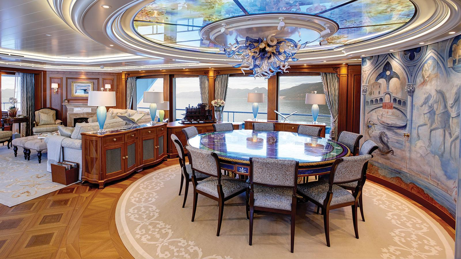 Here are 3 of the most spectacular bathrooms in super yachts