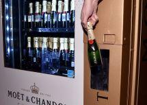 Mandarin Oriental Las Vegas Installs Moet Chandon