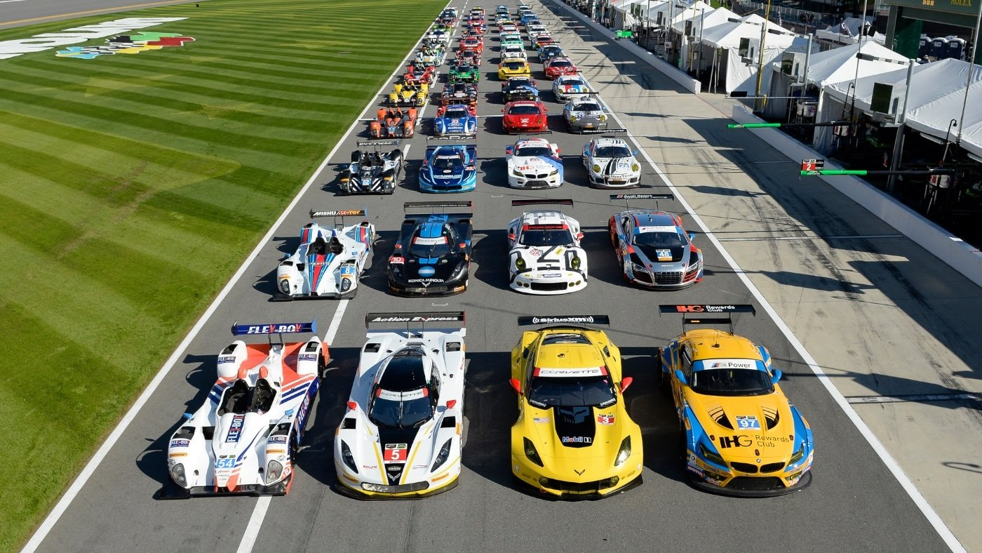 weathertech racing series