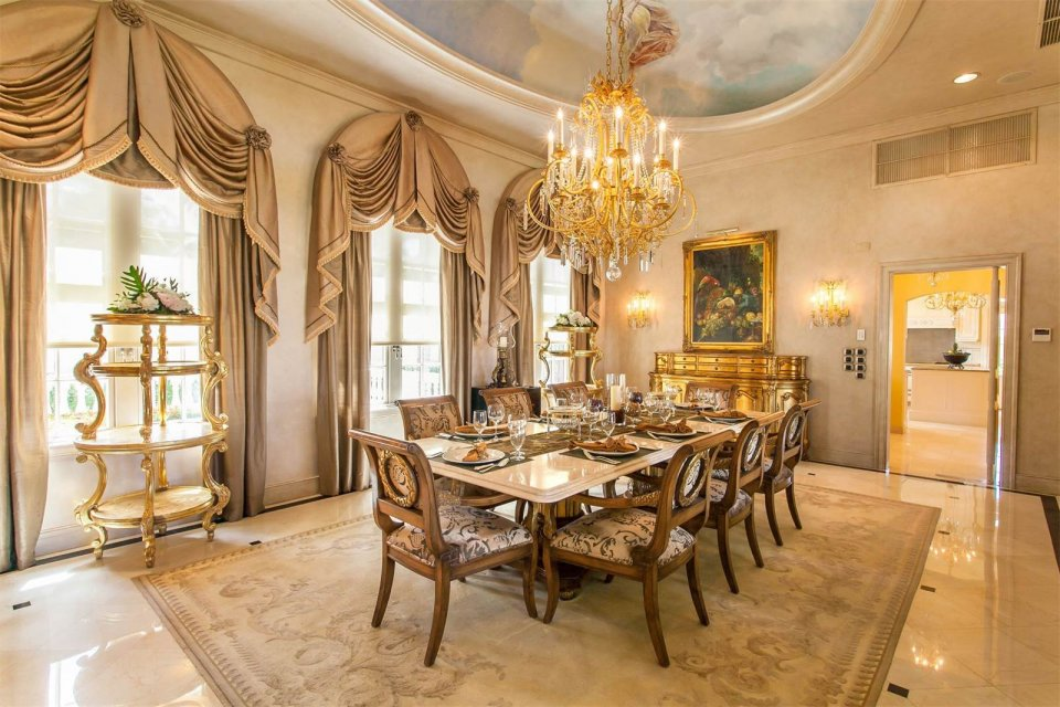 Inside Trumps 28 million St Martin mansion