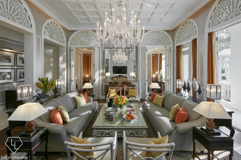 Suite of the week  Royal Suite at the Mandarin Oriental