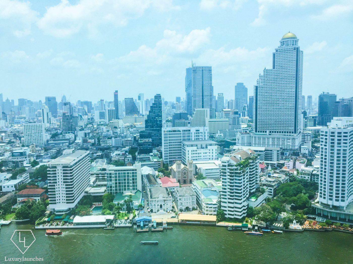 Hotel Review  The Peninsula Bangkok