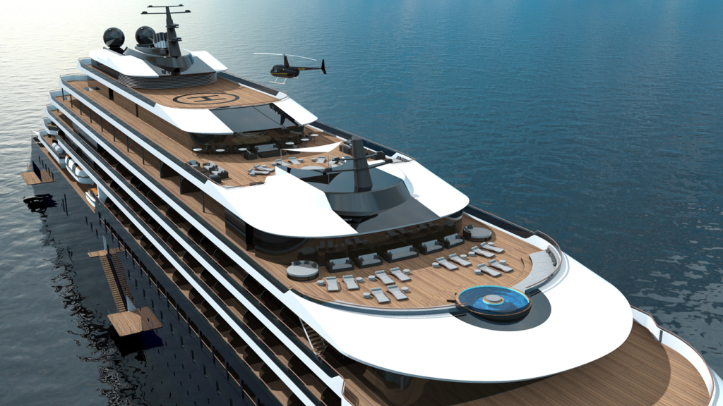 Ritz Carlton Just Entered The Cruise Industry With Three