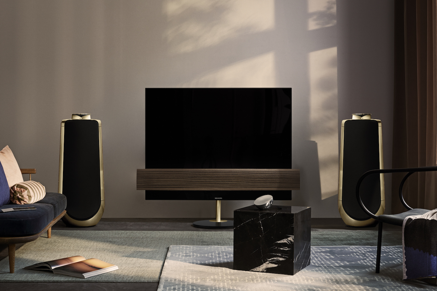 Bang  Olufsens stunning OLED TV and speaker get a new