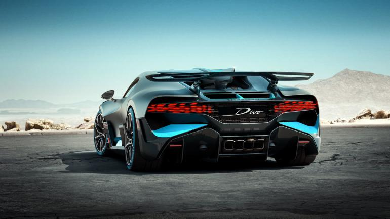 Bugatti Divo  Here Are 7 Astonishing Facts About The $6