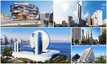Structure Resembled Death Star Hilton