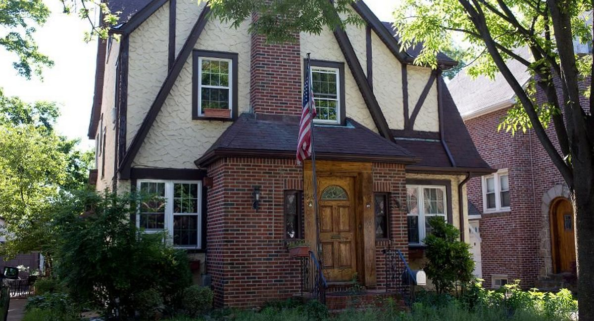 Donald Trumps childhood home can now be yours for 29