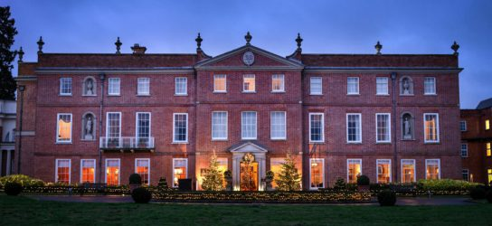 Hotel Review: Four Seasons Hotel Hampshire Dogmersfield