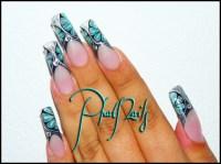Cool Nail Artist from France