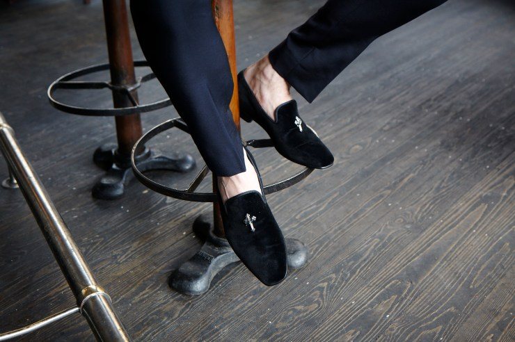 Dapper England - if you ever buy one pair of shoes - make it these