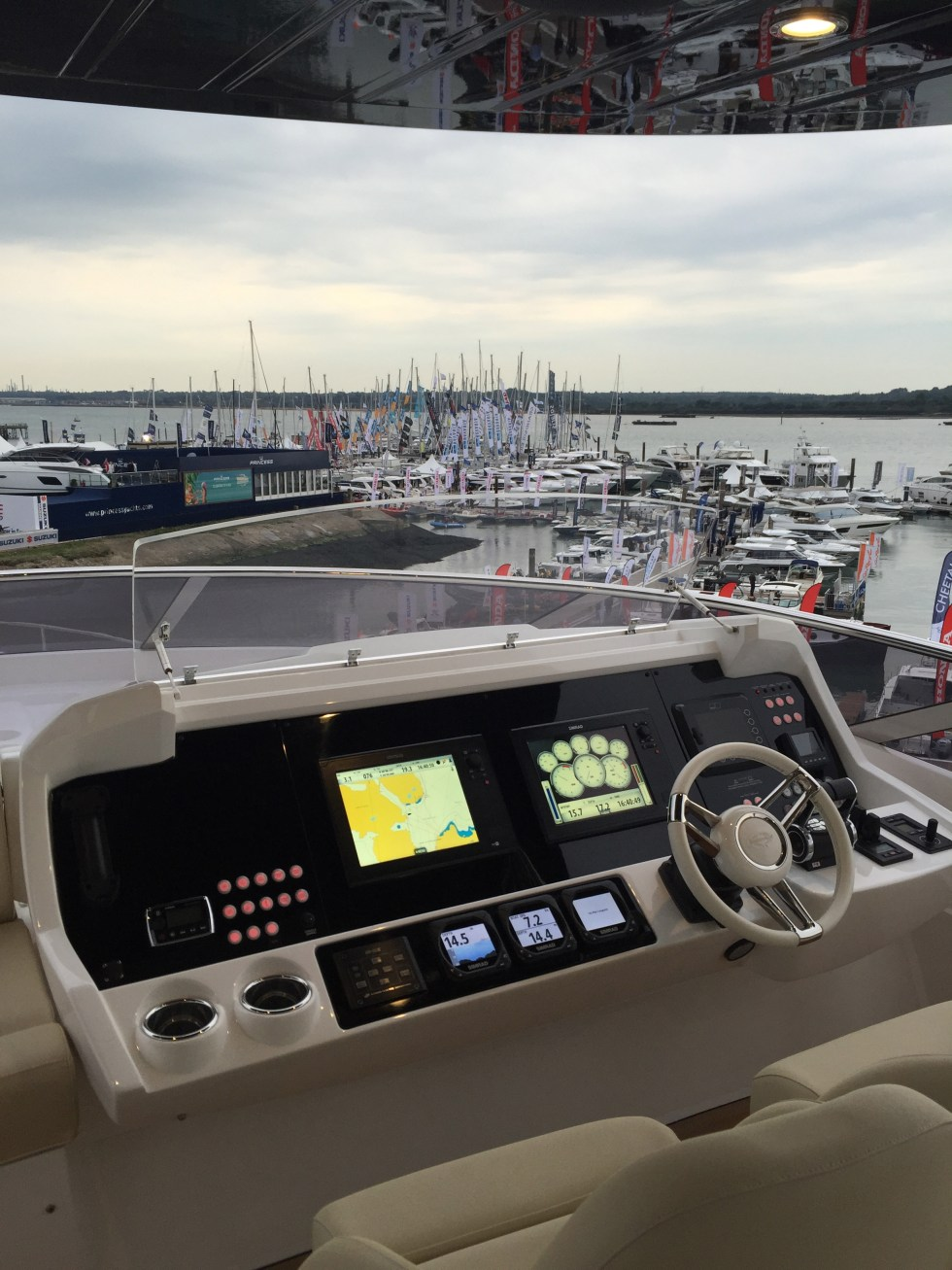 I Take You On Board The Sunseeker 86 SuperYacht – Perfect Luxury