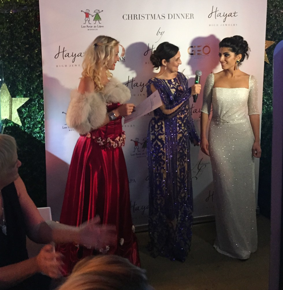 A Magical Gala Dinner In Monaco With Hayat High Jewellery