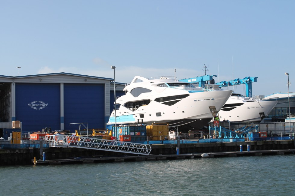 Famous SuperYacht Manufacturer Sunseeker Returns To Profit