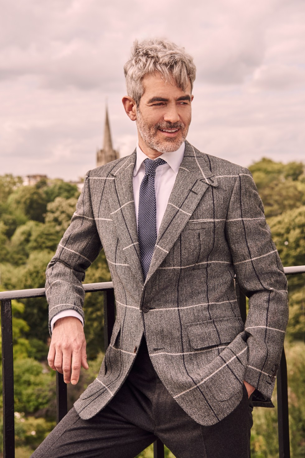 Huntsman Have Just Unveiled Their Autumn/Winter 2016 Collection