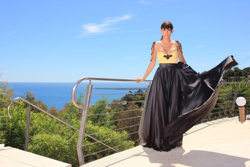 Spain's High Profile Fashion Designer, Carolina Guna – WOW Those Images!