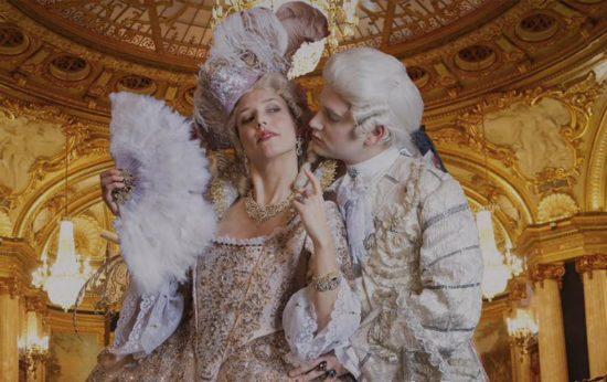 Venice In Monte-carlo Opens The International Carnival Season