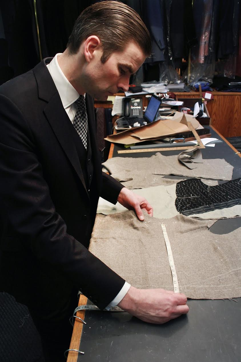 HUNTSMAN & TENGRI LAUNCH RARE 'NOBLE' YAK FABRICS ON SAVILE ROW
