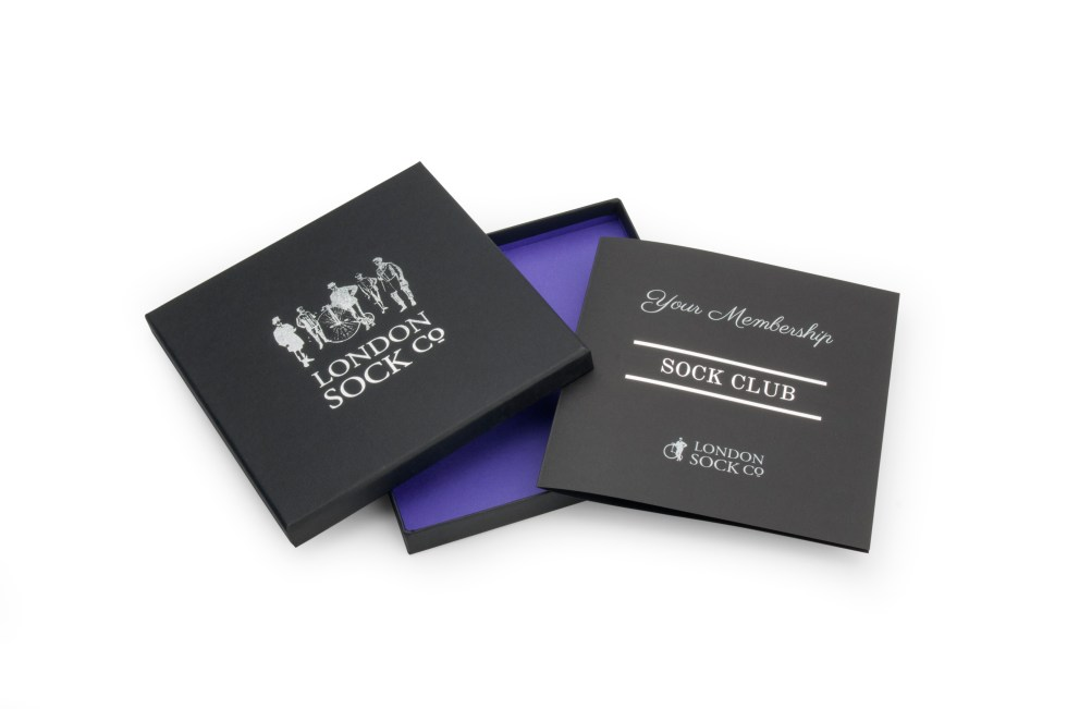 London Sock Co. Gift Subscription from £30