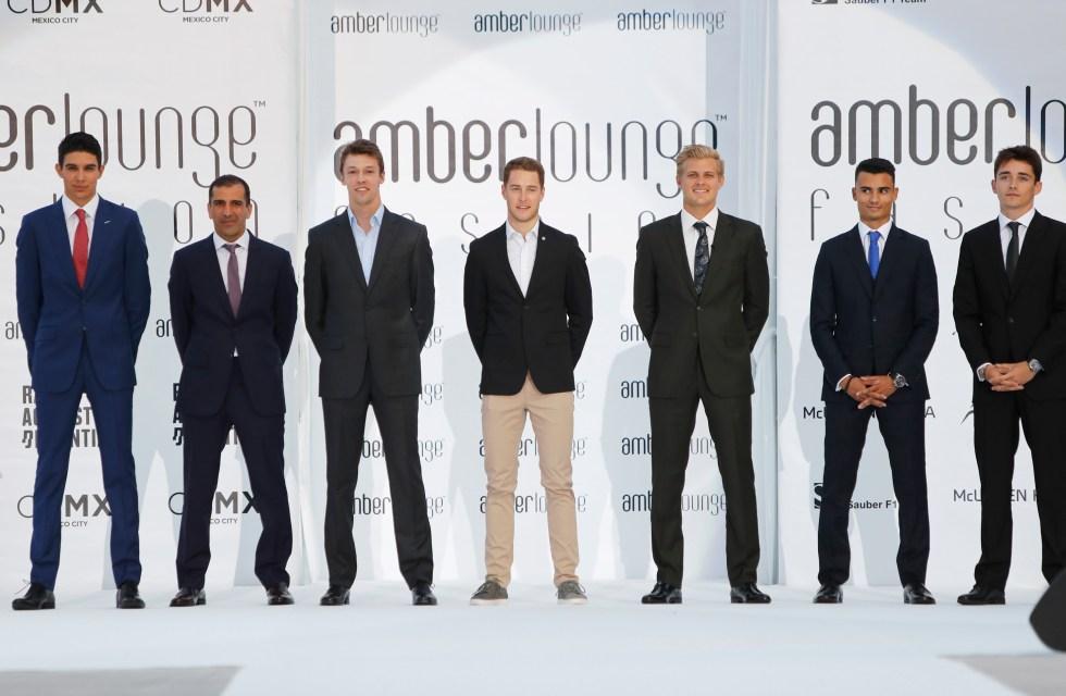 Amber Lounge Fashion Monaco 2017