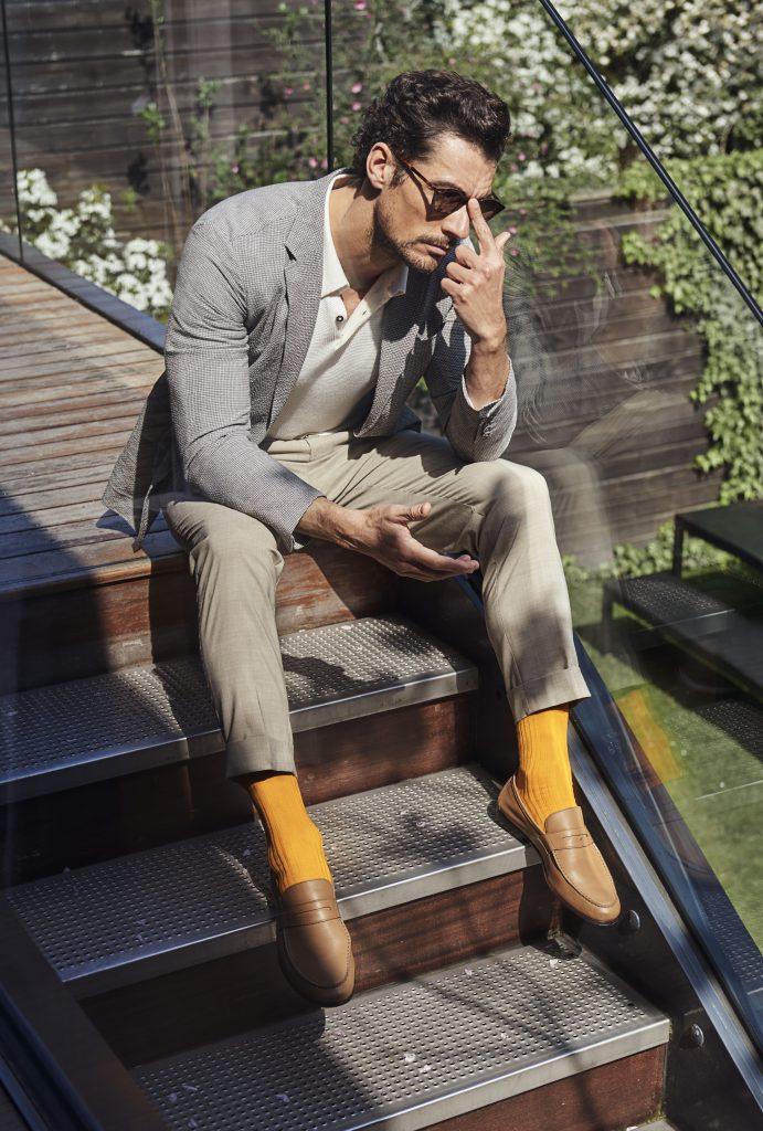 David Gandy - Photo credit Alan Clarke