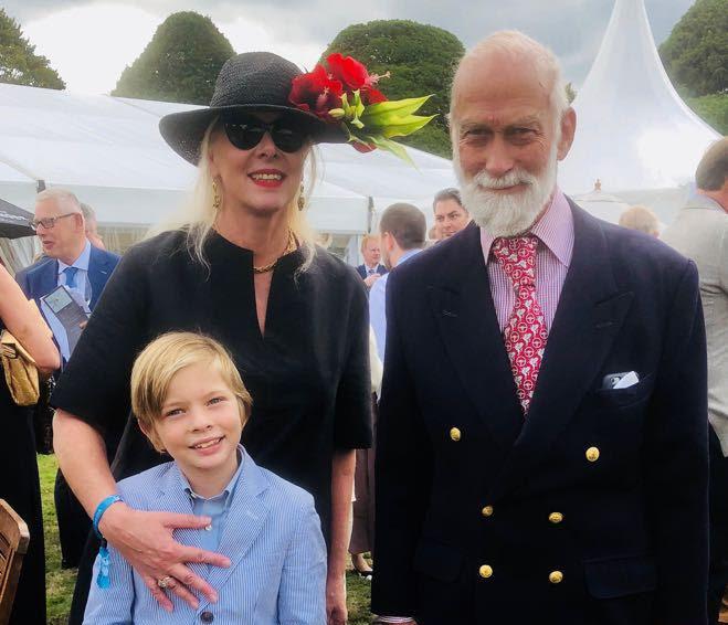 Cris Egger Visits Hampton Court Concours Of Elegance
