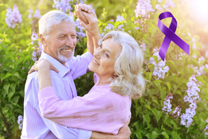 DANCING BACK TO LIFE FOR WORLD ALZHEIMER'S DAY