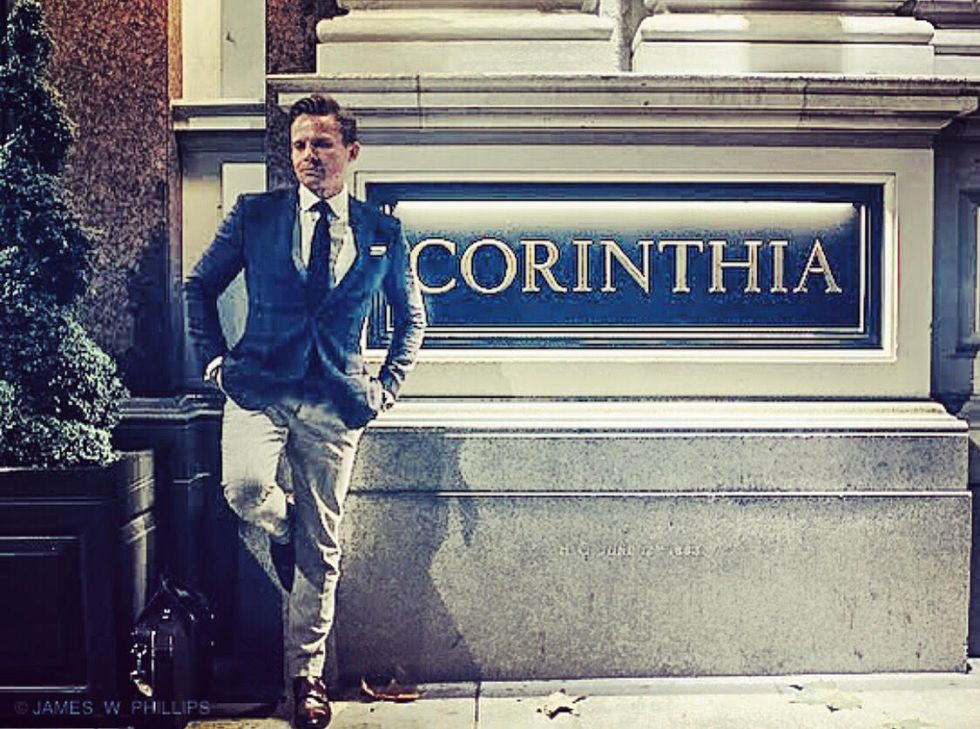 The Corinthia Hotel London, An Oasis Of Luxury