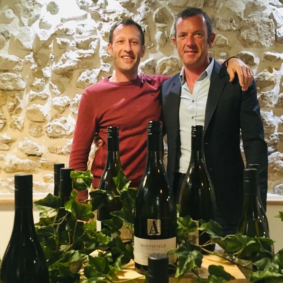 From The Grape To The Glass:Club Vivanova And Onshore Cellars Host Auntsfield Estate Degustation