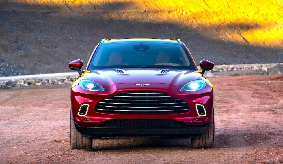 Exclusive Aston Martin Club Vivanova Gala Launch