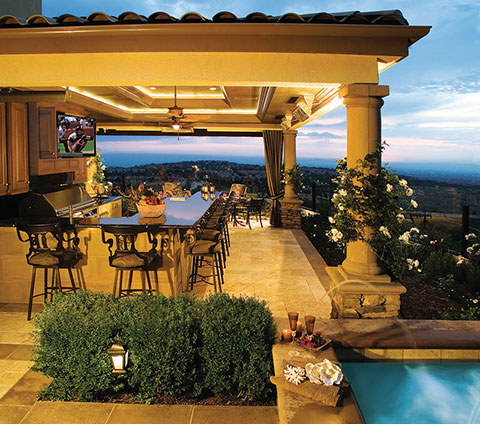 cost of outdoor kitchen utensil kitchens part 2 luxury pools living