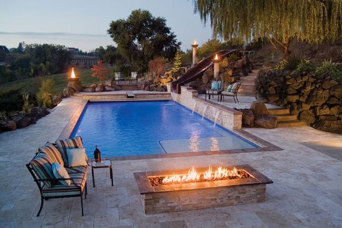 6 Pool Deck  Patio Design Ideas  Luxury Pools  Outdoor Living