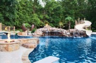 Project Highlight: Lazy River Pool - Luxury Pools ...