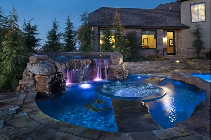 top trends in pool and spa design