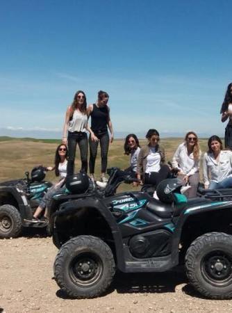 journée quad au Maroc dans l'atlas avec Luxury quad Maroc