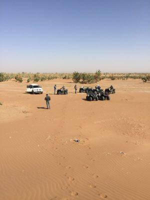 Raid désert grand sud marocain