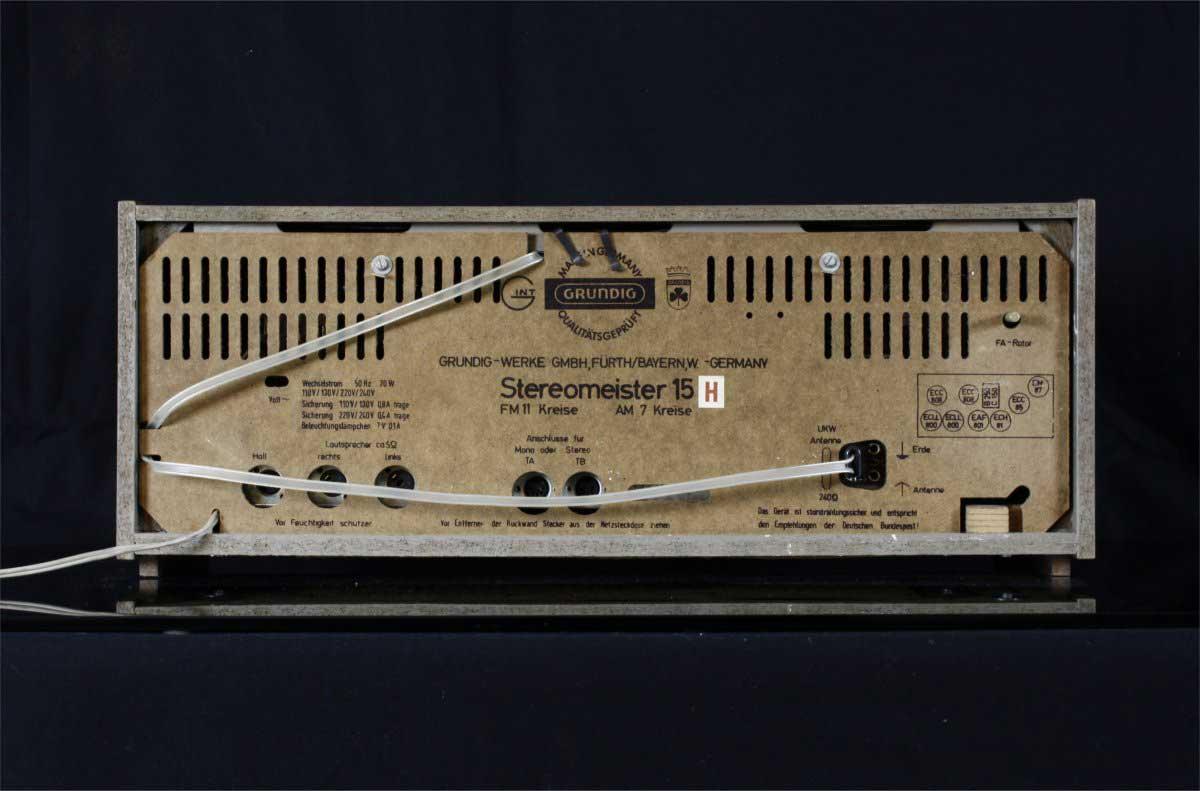 Grundig Stereomeister 15