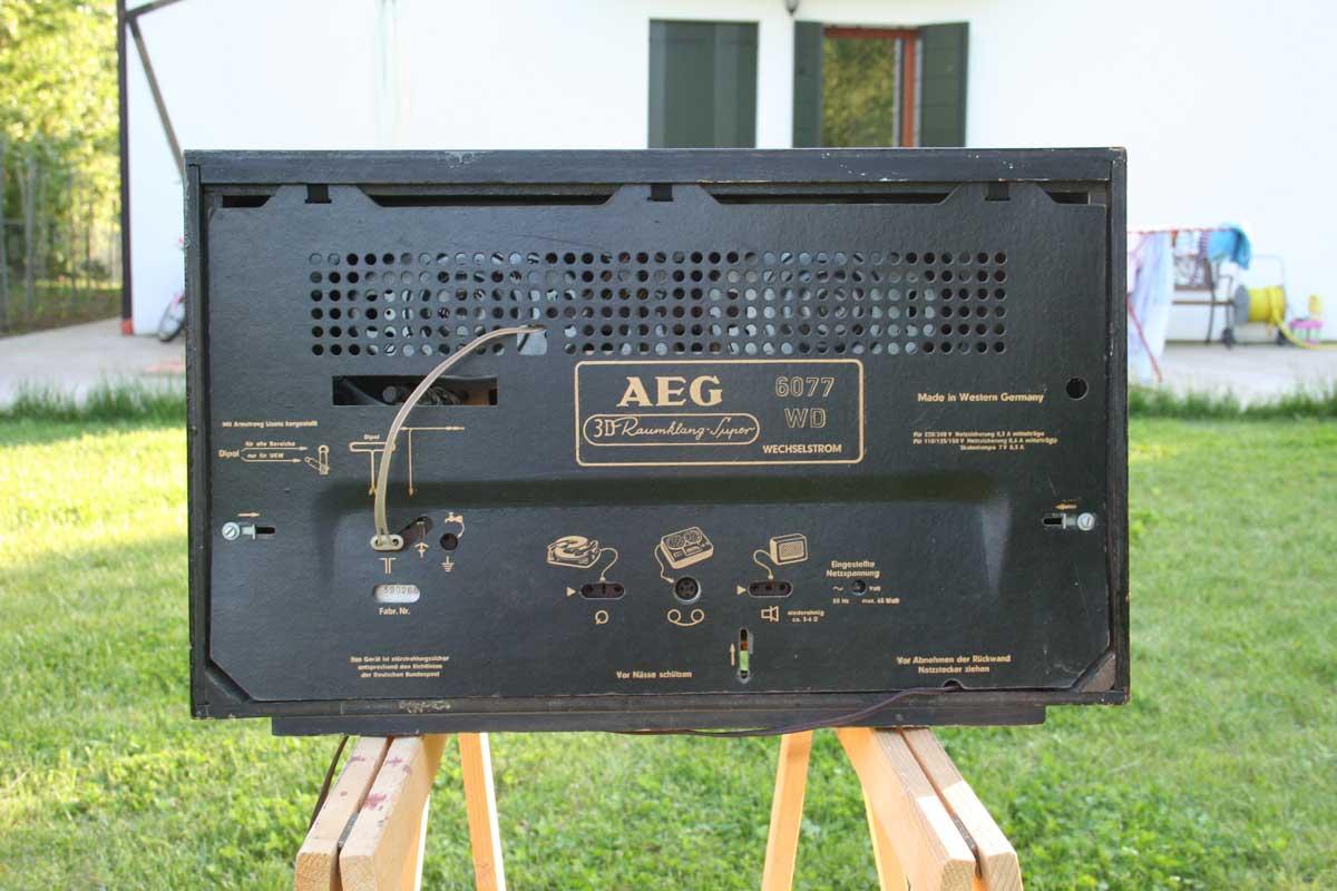 Aeg 6077/3D