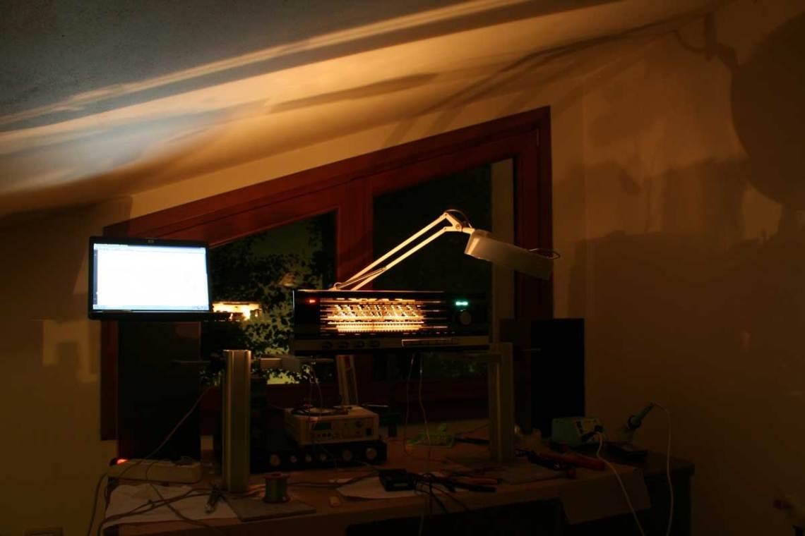 Korting Neckermann Stereo Steuergerät 821/80