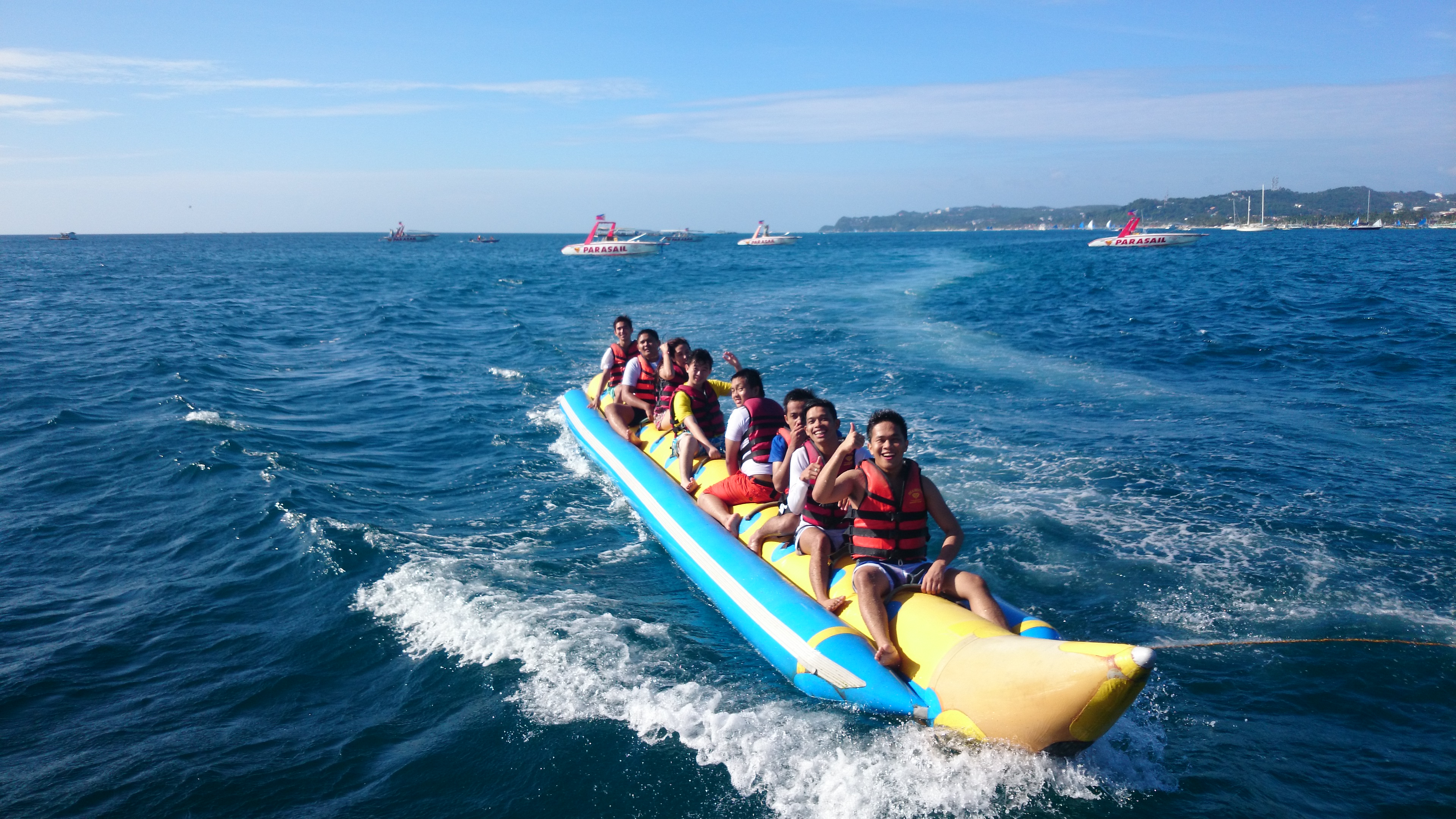 Luxury Rental A Center Point For Water Sports Activities