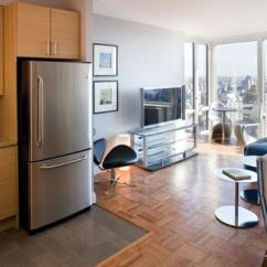 Mobile Island Kitchen Bar Top Tables 125 West 31st Street Rentals | The Epic Apartments For ...