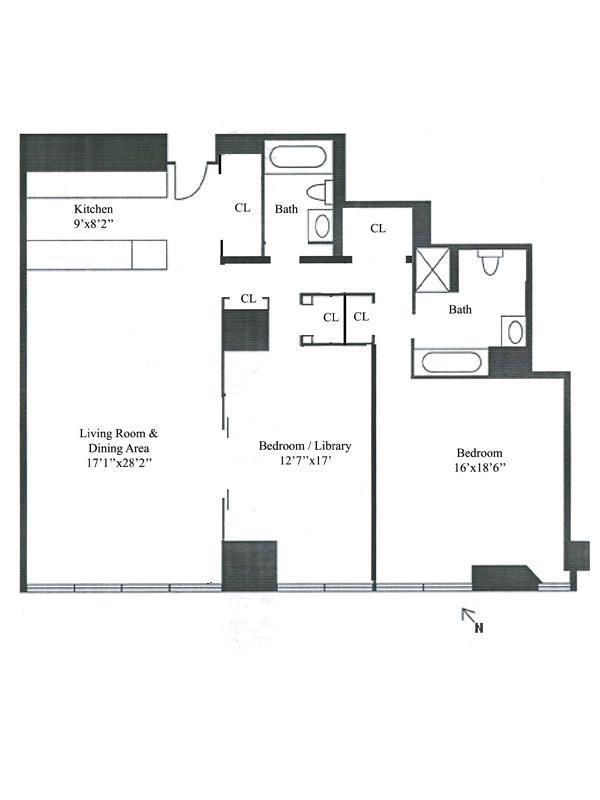 2 Bedroom Apartment Information Bath Suites In Nyc Manhattan Suite Sq Ft