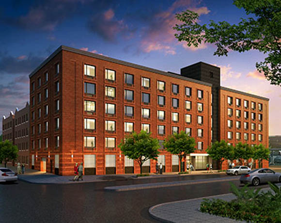 Long Island City Apartments  Luxury Rentals Manhattan