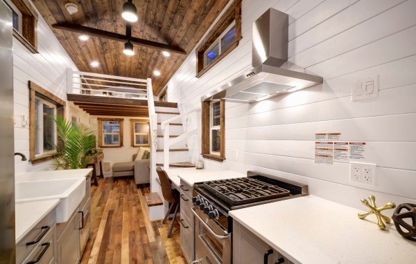 Luxury Tiny Homes In Canada Mint Residence