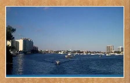 Boca Raton Waterfront Intracoastal Real Estate