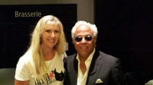 Caroline and Johnny Fratto of Bevely Hills Chopper