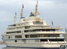 The Top 10 Luxury Yachts You Need to Know luxury yachts The Top 10 Luxury Yachts You Need to Know The Al Said yacht