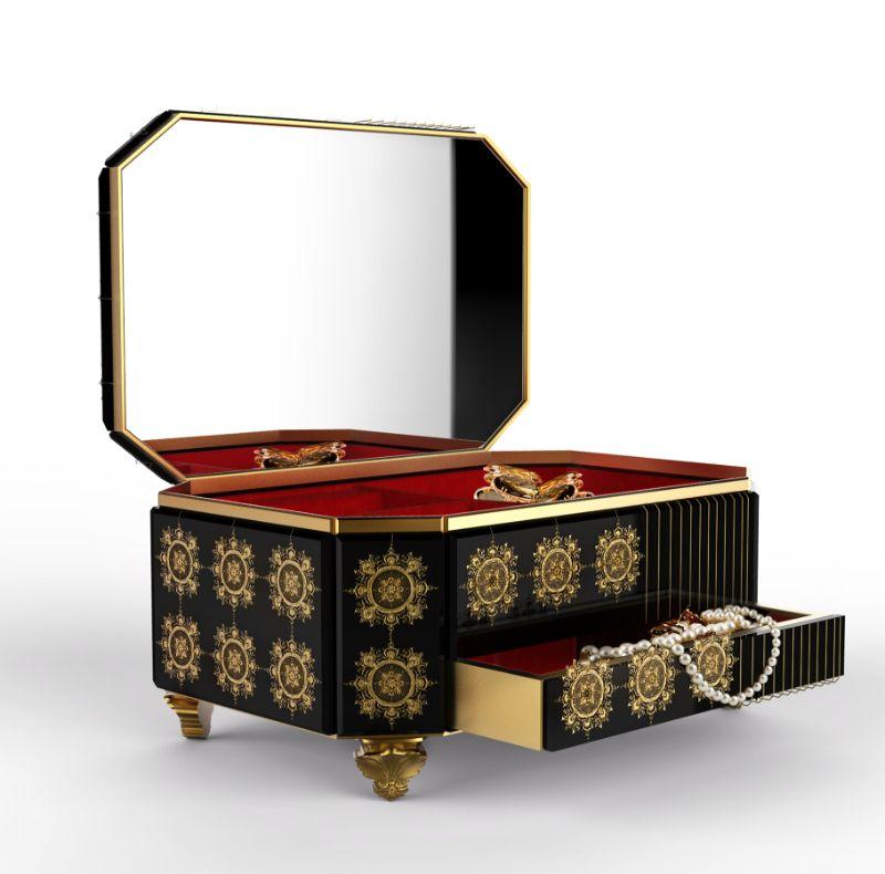 10 Luxe Sieradendoos / Sieradenkoffers Voor Alle Juwelen En Accessoires | Prachtige Juwelendozen Groot En Klein