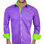 Neon Green Dress Shirt