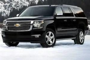 Safe 4X4 Snow Storm Transportation